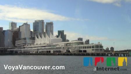 Que ver en Vancouver - Canada Place