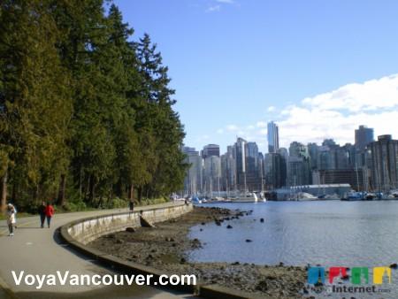 Que ver en Vancouver - Stanley Park